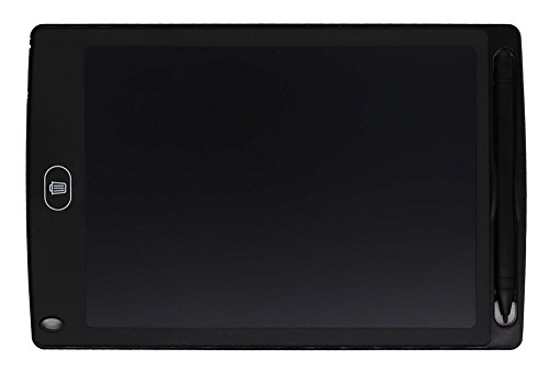Buzuscore 8.5 inch LCD Writing Tablet, Black by BUZUSCORE