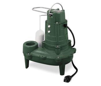 Zoeller Sewage Pump 1/2 hp 115 Volts Model # M267