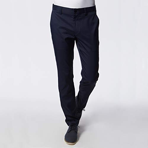 Calvin Klein Golf Men's Dupont Trousers, Navy, 38R