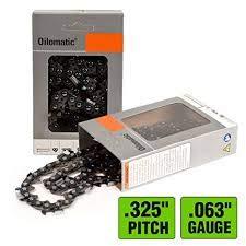 "Stihl 18"" Chainsaw Chain Loop (26 RM3 74 Drive Links) 3634 005 0074"