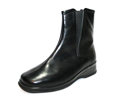 Ganter 4-205321 Hedy Nero (Black) donna con EU 37 (UK 4,5) Weite H