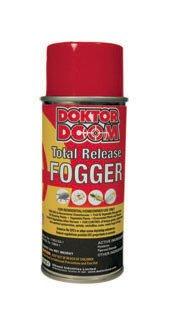 Doktor Doom Mini Total Release Fogger, 3 Ounce (Case of 12) by Doktor Doom