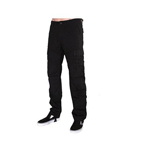 Aviation Pantalon Pant Homme Noir Carhartt vT8xqZwZ