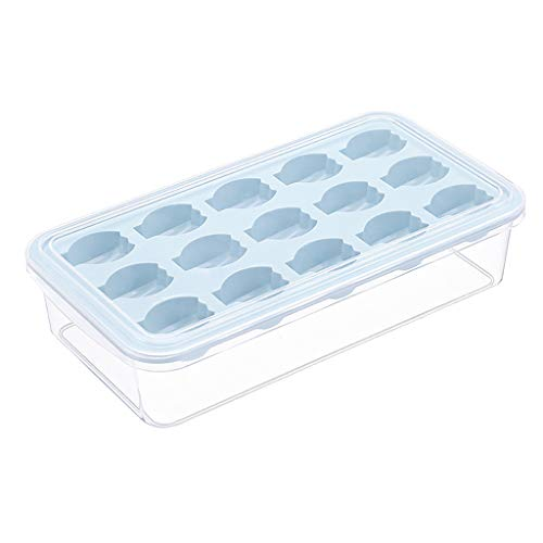Colmkley Fruit Shaped Small Ice Cube Tray, Home Silicone Ice Stick Cube Trays with Easy Push and Pop Out Material, Ideal for Sports and Water Bottles, for Ice, Whiskey, Candy and Chocolate -