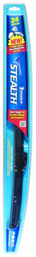 Michelin 8024 Stealth Hybrid Windshield Wiper Blade with Smart Flex Design, 24' (Pack of 1)