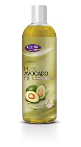 Life-Flo Oil, Pure Avocado, 16 Ounce