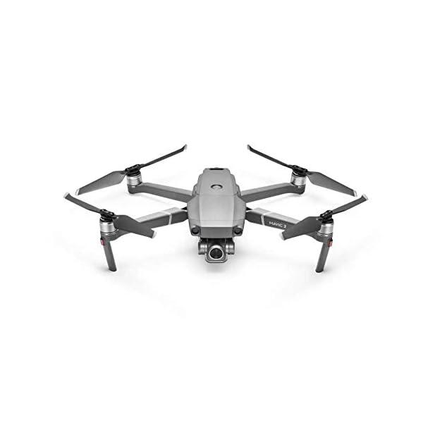 DJI Mavic 2 Zoom Drone con Fly More Kit di Accessori Incluso, 2 Batterie di Volo Intelligenti, Caricabatteria da Auto, Stazione di Carica, Adattatore a Power Bank, Eliche, Borsa 2 spesavip