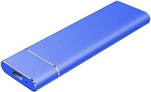 External Hard Drive 1TB 2TB, Portable Hard Drive External USB3.0 for PC, Laptop and Mac (2TB-A Blue)