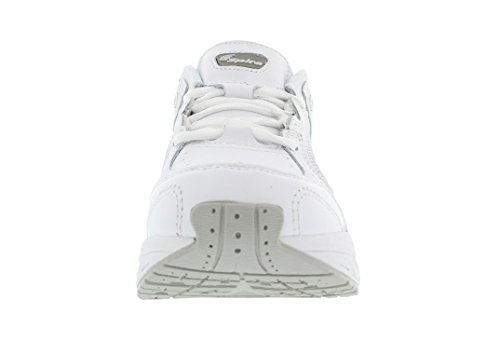 Women's with Spira Springs Walker Shoes White Classic 2 twgnxqOR4B