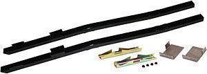 - Steeda 555-5245 Full Length Subframe Connector for Mustang