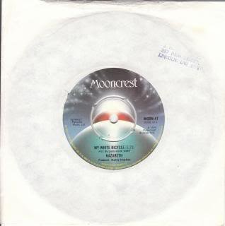 Nazareth - Nazareth My White Bicycle 7 Single - Zortam Music