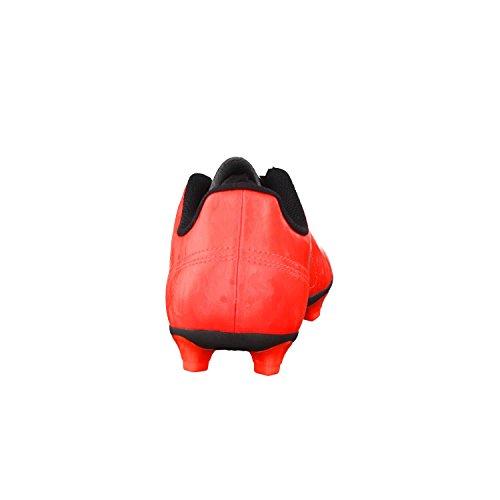 adidas Botas de Fútbol de Piel Para Niño Arancione Fluo