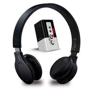 Rapoo auriculares estéreo inalámbricos H8060 3,5 mm y conector RCA dual touch control Para