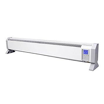 Fahrenheat Baseboard Heater Portable 120 V 9.5 U0026quot; H X 4 U0026quot; ...
