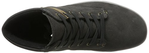 Sneaker Nero Dublin Qc Alto Uomo Collo Lowa antracite 0937 A Iii Gtx pISSqz
