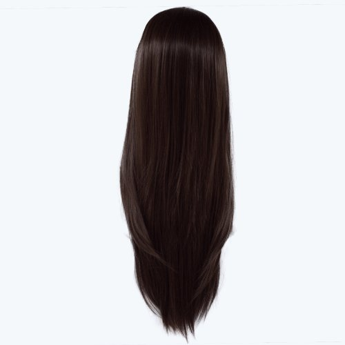 22 Inches - Ladies 3/4 Wig - Straight