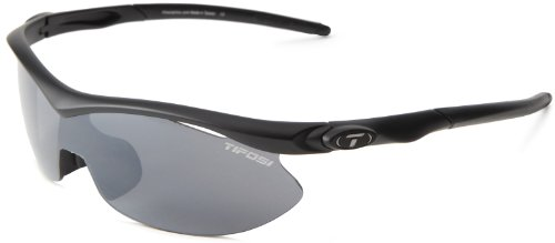 Tifosi Asian Slip 1060200115 Shield Sunglasses,Matte Black,149 mm from Tifosi