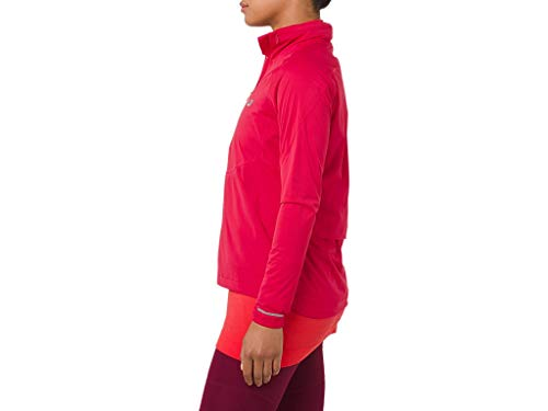 ASICS 2012A018 Women's System Jacket, Samba, Small by ASICS (Image #3)