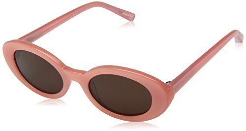 Elizabeth and James Women's Mckinley Oval Sunglasses, Bubblegum, 51 ()