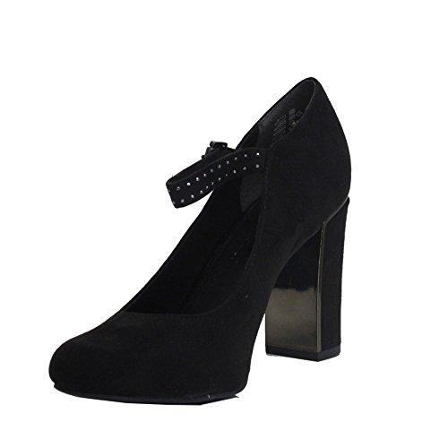 Marco Tozzi 24403, Zapatos de Tacón para Mujer Negro (Black)