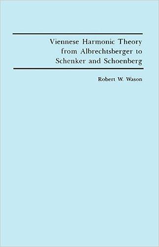 Descargar Libros Gratis Para Ebook Viennese Harmonic Theory From Albrechtsberger To Schenker And Schoenberg Libro PDF