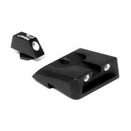 Trijicon S&W Sigma .40 3 Dot Front And Rear Night Sight Set
