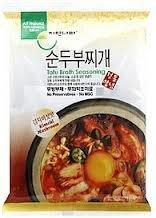 Tofu Broth Seasoning (Kimchi Mushroom)