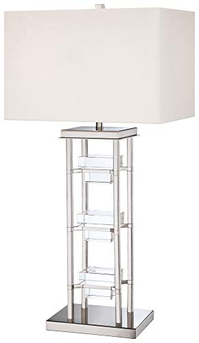 George 2 Lamp Table Kovacs - George Kovacs P765-613 Two Light Table Lamp, 11
