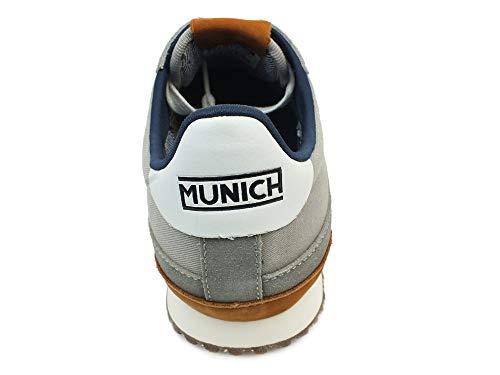 322 Zapatillas Adulto Massana Munich Grey Unisex Navy 6xUPEwnp
