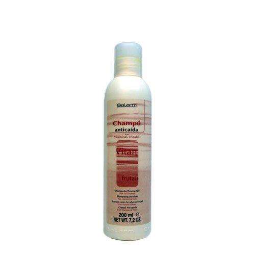 Amazon.com: Salerm Anticaida Shampoo for Thinning Hair with Fruit Vitamins 200ml/7.2oz Sale!: Beauty