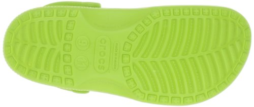 Adulto Classic Crocs volt Unisex Verde Zuecos Green 7q06St6wcx