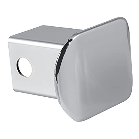 CURT 22170 Plastic Hitch Tube Cover - Trailer Hitch Cover