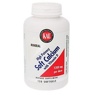 High Potency Soft Calcium with D