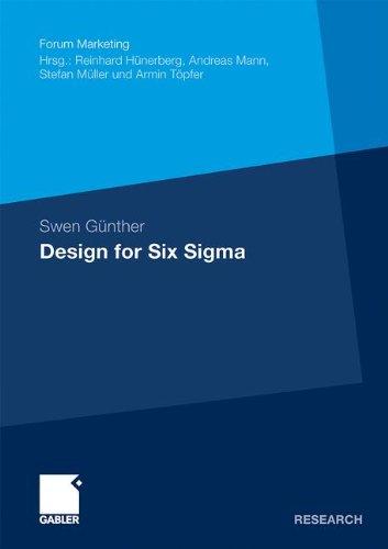 Design for Six Sigma: Konzeption und Operationalisierung von alternativen Problemlösungszyklen auf Basis evolutionärer Algorithmen (Forum Marketing) (German Edition) thumbnail