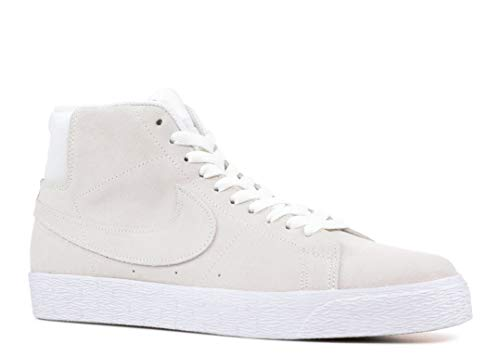 Nike SB Zoom Blazer Mid Decon Sneakers Summit White Mens 9 ()