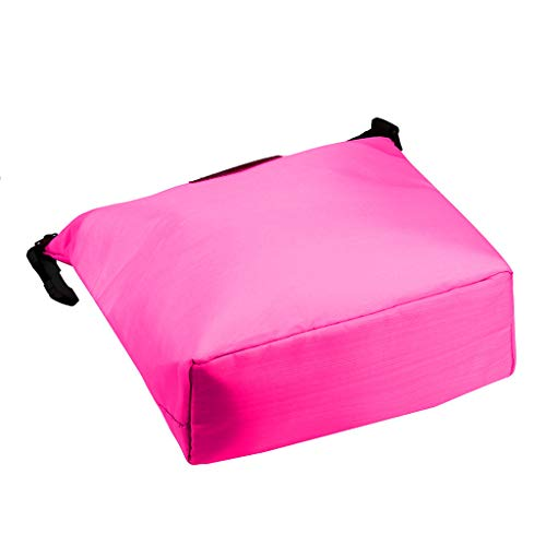 HighlifeS Lunch Bag Waterproof Thermal Fashion Cooler Insulated Lunch Box More Colors Portable Tote Storage Picnic Bags (Hot pink) by HighlifeS (Image #1)