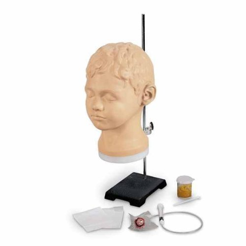 Diagnostic & Procedural Ear Trainer by Nasco