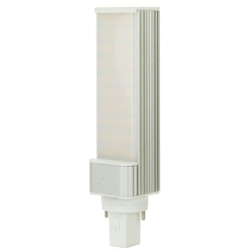 Sunlite PLD10/LED/60K 90-265-volt G24 Base LED Lamp Daylight (Bulbs Fluorescent Compact Light Recycling)