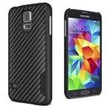 Cygnett UrbanShield Protective Case for Samsung Galaxy S5 - Carbon Fibre - CY1587CXURB