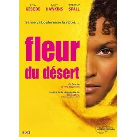 Fleur du désert [Francia] [DVD]