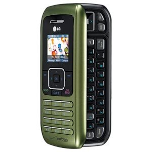 LG enV VX9900 Green No Contract Verizon Cell Phone