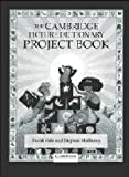 The Cambridge Picture Dictionary Project Book, David Vale and Stephen Mullaney, 0521559987