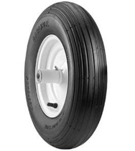 Carlisle Wheel Barrow Wheelbarrow Tire - 4.00-6