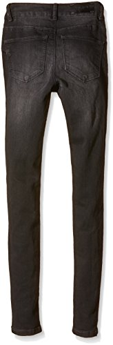Vero Moda Vmseven Nw S.s Charm Vi Jeans Gu961 Noos - azul Mujer Gris (Dark Grey Denim)