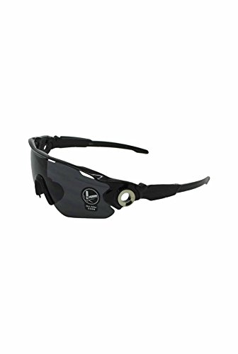 Black In Black para Gafas Finecy Lens sol hombre with Frame de zU7qYdw