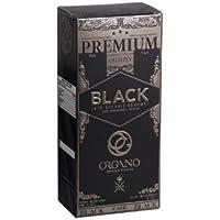 BLACK COFFEE Café Negro Gourmet con 30 sobres de 3.5g, Calidad PREMIUM, Intenso y lleno de sabor con Ganoderma lucidum orgánico en polvo y otros beneficios que solo Organo™ puede proporcionar