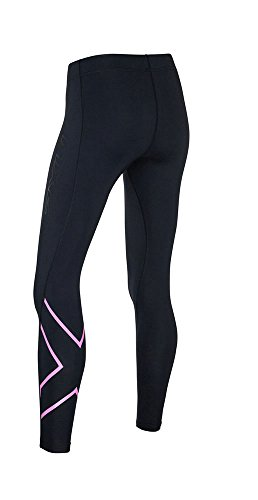 Wa4173 Compression Leggings 2xu Black Pink fluro Donna Cvw1T