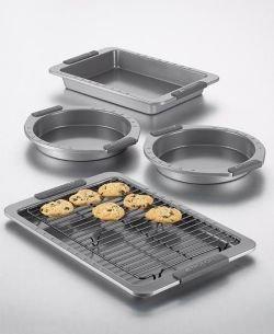 Anolon 52313 5-Piece Bakeware Set