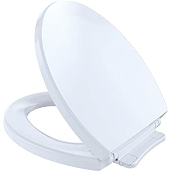 Toto Ss113 01 Transitional Softclose Round Toilet Seat