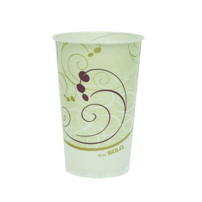 Waxed Paper Cold Cups by SOLO Cup Company